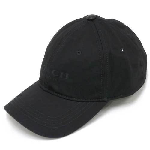 COACH コーチ ロゴ ベースボール ハット 野球帽  F86005 BL・・・
