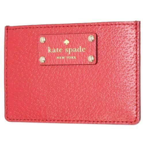 Kate spade ケイトスペード ウェズレイ グラハム WELLESLEY GRAHAM カードケ・・・