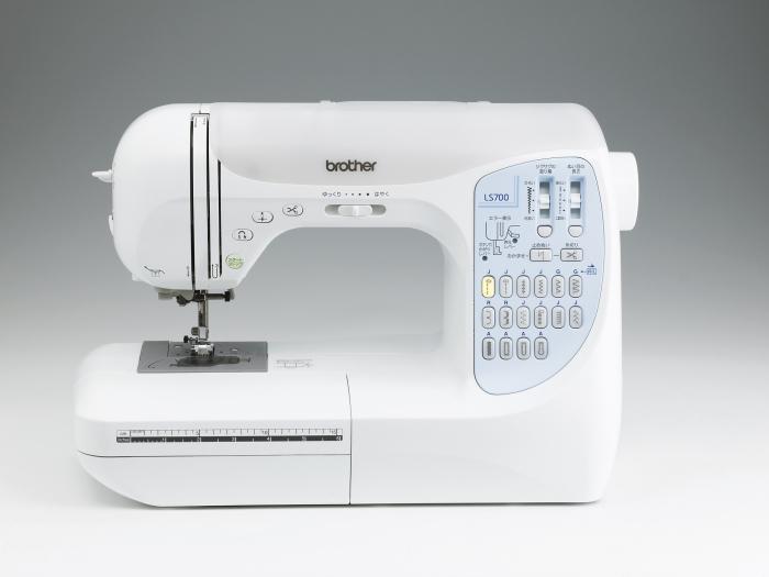 ブラザーコンピュータミシンLS700