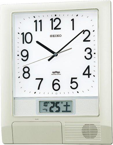 電波掛時計 PT201S プログラムクロック