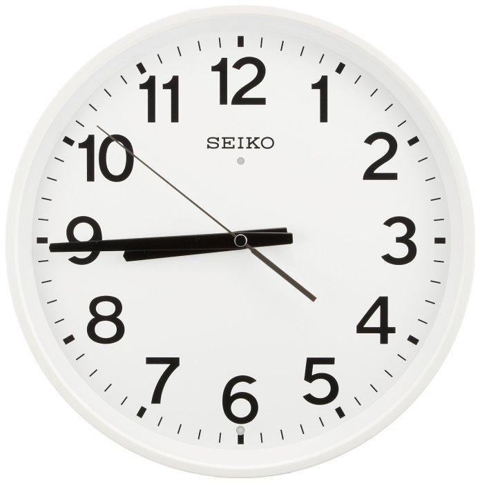 KX317W セイコー電波掛時計