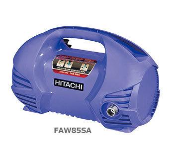 日立 高圧洗浄機 FAW85SA (高圧ホース12m・水道接続ホース3m付・・・
