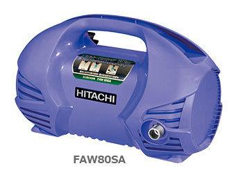 日立 高圧洗浄機 FAW80SA (高圧ホース10m・水道接続ホース3m付・・・