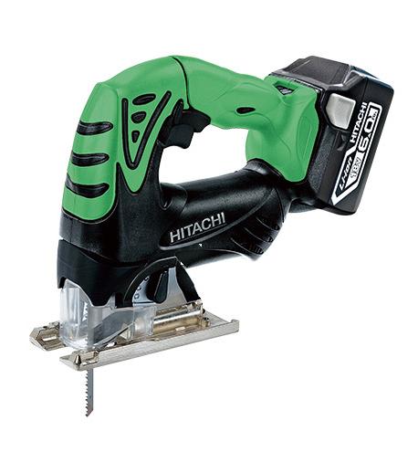 日立 充電式ジグソー CJ18DSL (NN)(L) 緑 (本体のみ:バッテリー・充電器別・・・