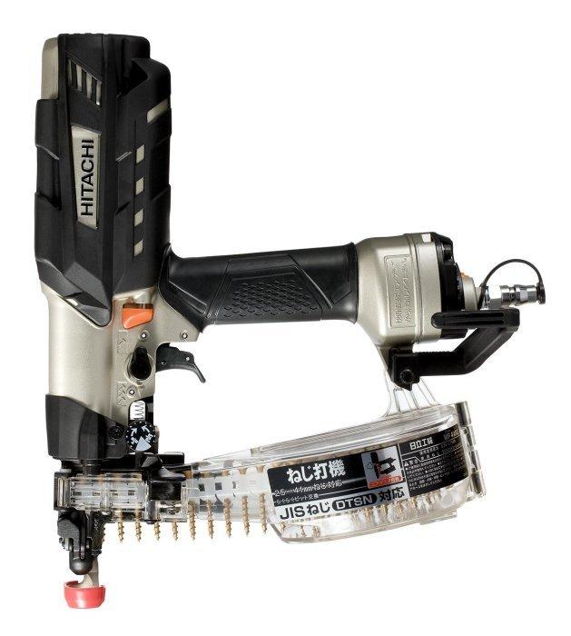 日立 常圧連結ねじ打機 WF4AR3 (ねじ長さ25-41mm)(ケース付)(仕上がり優先タ・・・