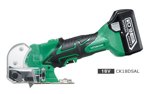 日立 充電式ナイフカッタ CK18DSAL (NN)(本体のみ:バッテリー・充電器別売・・・
