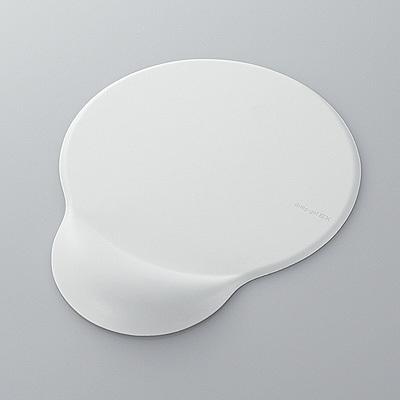 エレコム dimp gel EX/マウスパッド/WH MP-101WH ホワイト