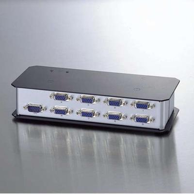 エレコム ディスプレイ分配器 VSP-A8
