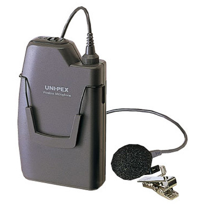 UNI-PEX ワイヤレスマイクロホン WM-8100A