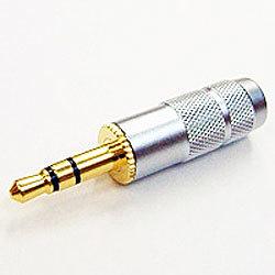 オヤイデ 3.5mmステレオミニフォンプラグ P-3.5G