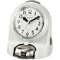 リズム時計 バトルワンZ(白パール色) 4RA445-N03