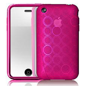 iskin iSkin ソフトケース solo FX SE for iPhone 3G/3GS Pink SOLOSE-PK ピ・・・