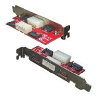変換名人 PCIブラケット用SATA延長端子 PCIB-SATA2