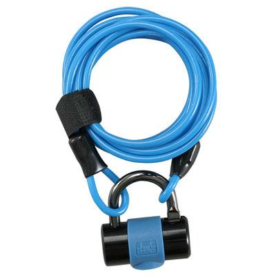 J&C 多機能コンパクトロックJC-019W(ブルー) OTM-10133 ブル・・・