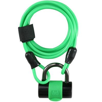 J&C 多機能コンパクトロックJC-019W(グリーン) OTM-10135 グリー・・・