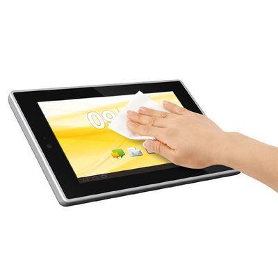 サンワサプライ タブレットPC用ウェットティッシュ PDA-TABW・・・