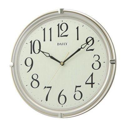 リズム時計 デイリーM23 8MGA23DA18 シャンペンゴールド