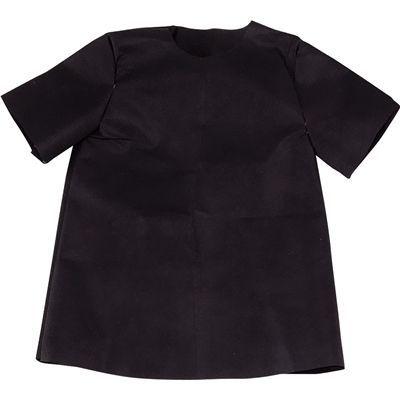 アーテック 衣装ベース S シャツ 黒 ATC-2153