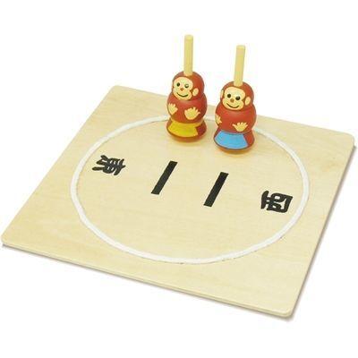 アーテック 相撲ゴマ(木製) ATC-2495