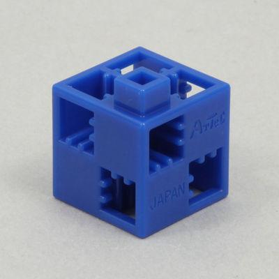アーテック Artecブロック 基本四角 24P 青 ATC-77738