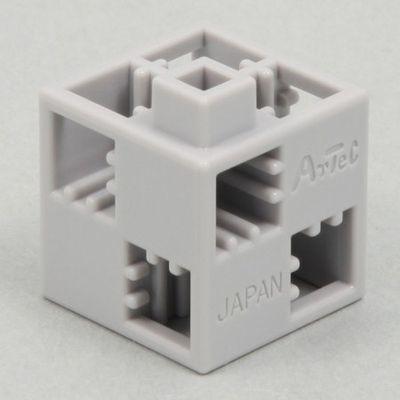 アーテック Artecブロック 基本四角 100P 薄グレー ATC-7785・・・