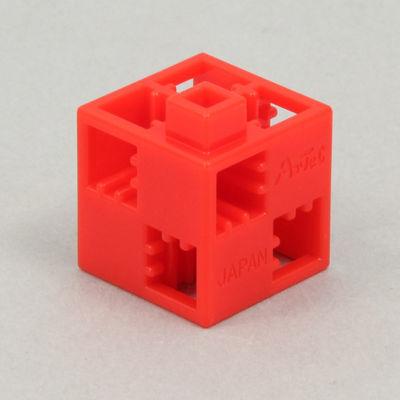 アーテック Artecブロック 基本四角 24P 赤 ATC-77735