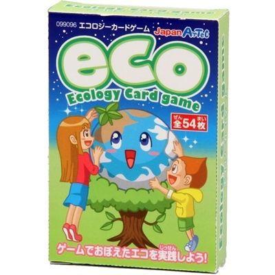 アーテック エコロジーカードゲーム ATC-99096