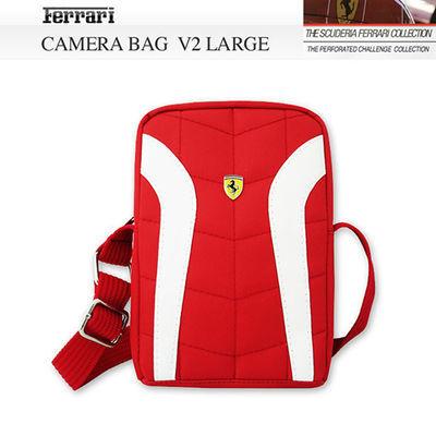Ferrari フェラーリ カメラバッグ[Ferrari CAMERA BAG V1 LARGE][GT COLLECTI・・・