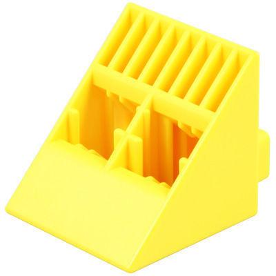 アーテック Artecブロック Lブロック 三角 単品100ピース 黄 ATC-7684・・・