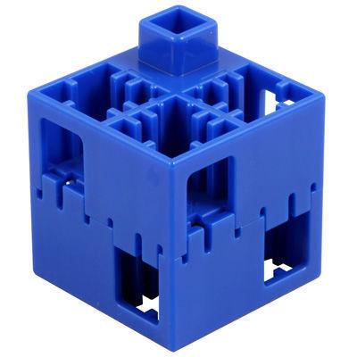アーテック Artecブロック Lブロック 四角 単品100ピース 青 ATC-7684・・・