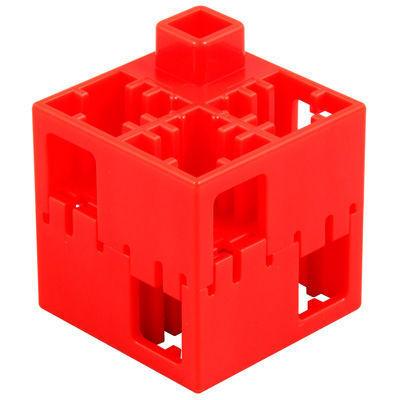 アーテック Artecブロック Lブロック 四角 単品100ピース 赤 ATC-7684・・・