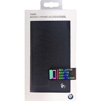 BMW ビー・エム・ダブリュー 【iPhone 6 Plus】Booktype case - BMW debossed・・・