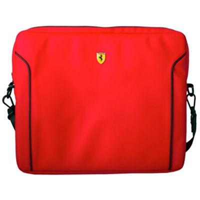 Ferrari フェラーリ 【13インチ ノートパソコン等】FIORANO - Red PU Leather・・・