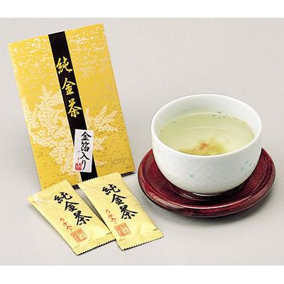 三盛物産 【100個セット】純金茶 [2g×2個] J-10 494486100151・・・