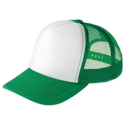 アーテック イベントメッシュキャップ グリーン×ホワイト 063 ATC-3970・・・