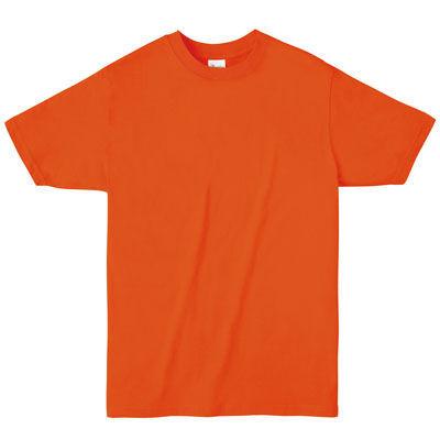 アーテック ライトウエイトTシャツ J オレンジ (サイズ150) ATC-3967・・・