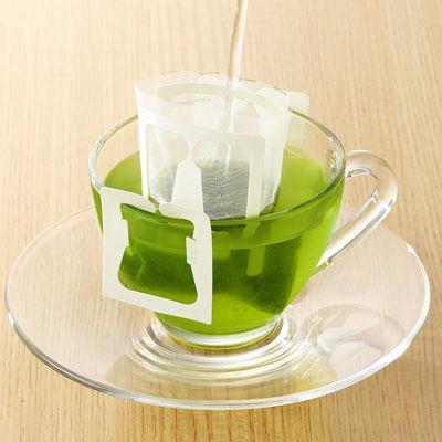 三盛物産 緑一服(ドリップ緑茶・羊羹) [深むし茶(3g×5)×2、天竜茶(3g×5)×・・・