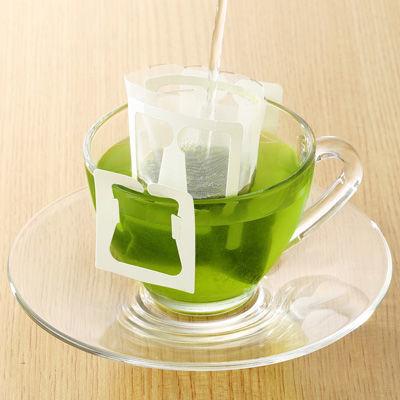 三盛物産 緑一服(ドリップ緑茶) [深むし茶(3g×5)×2、天竜茶(3g×5)×2] DRR・・・