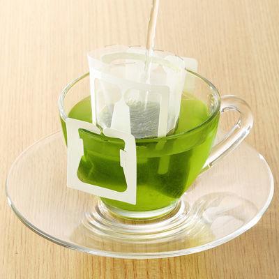 三盛物産 【100個セット】ドリップ緑茶(2P) [天竜茶3g×1、深むし茶3g×1] DR・・・