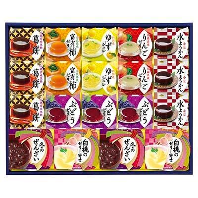 丸大食品 【お中元ギフト】和風/和菓の涼彩 KU-30