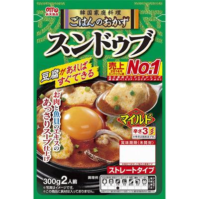 丸大食品 スンドゥブマイルド  20個セット 4902715099903 【20個セット・・・