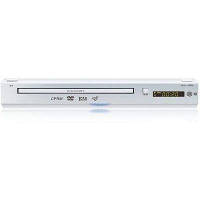 オーセラス販売 DVDプレイヤー (白) DP-20WH 白