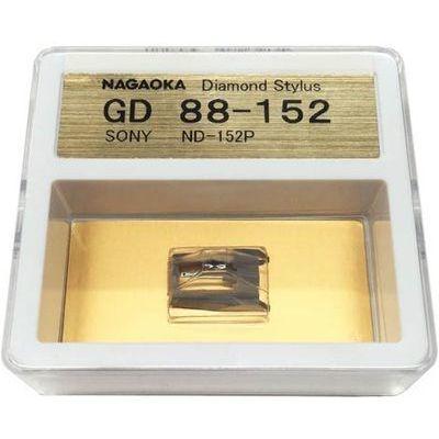 NAGAOKA レコード針 GD88-152