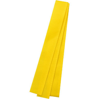 アーテック カラー不織布ハチマキ 黄 ATC-2981