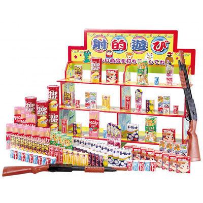 <新>射的ゲームお菓子キット 2933435