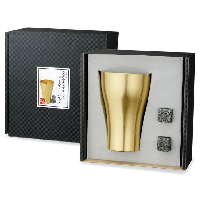 【54個セット】金色のタンブラー&アイスストーンセット 243662・・・
