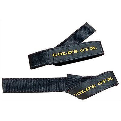 ゴールドジム ゴールドジム リストストラップ ブラック E174661・・・