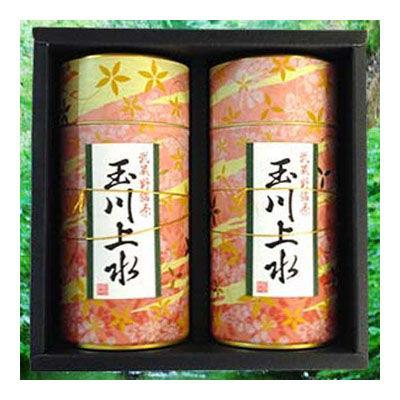 鈴木園 【のし・包装可】狭山茶「玉川上水」ギフト(桃)100g×2(200g) SZK-T-1・・・