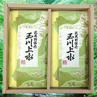 鈴木園 【のし・包装可】狭山茶「玉川上水」詰め合わせ(草)100g×2(200g) SZK・・・