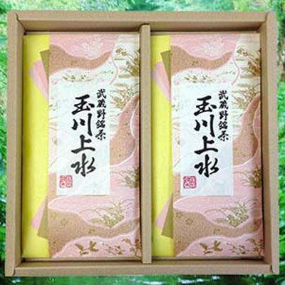 鈴木園 【のし・包装可】狭山茶「玉川上水」詰め合わせ(桃)100g×2(200g) SZK・・・